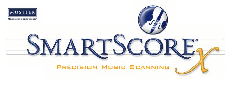 スキャンや再生、移調と印刷、校正など、スキャニングされた楽譜情報を正しくキャッチして素早く自動的に楽譜のデータ化をおこなう楽譜スキャニングソフトウェア